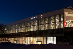JR 北海道 旭川駅舎
